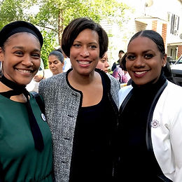 Mayor Bowser Recognizes The Hustlers Guild for Their Ongoing Neighborhood Cleanup Events