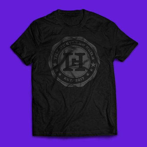 H.G. T-Shirt (Black on Black)