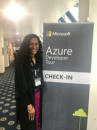 MICROSOFT AZURE ADVOCATES SELECTS THE HUSTLERS GUILD AS DC COMMUNITY GRANT RECIPIENT