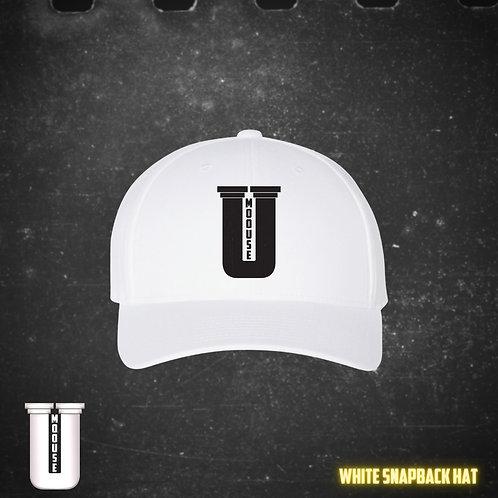 White Snapback
