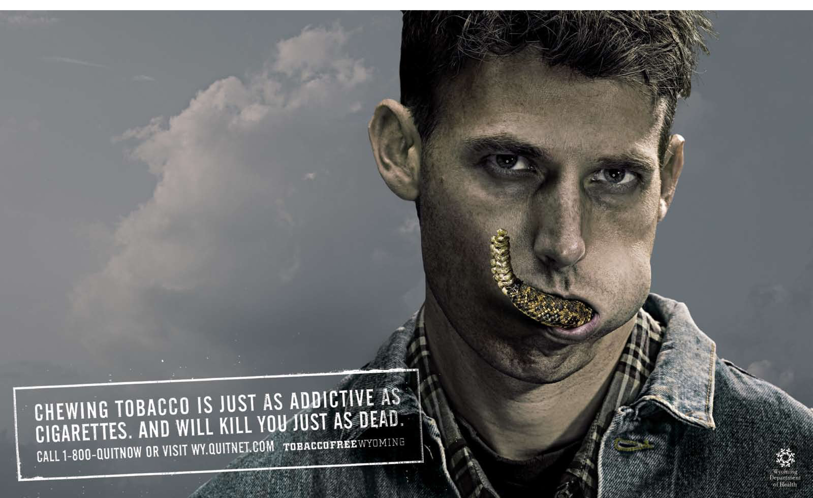 Wyoming Anti Tobacco Campaign