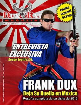 Frank Dux - Dux Ryu Magazine - 01.jpg