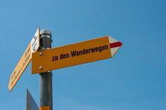 Eggberge Wanderweg Chulm-Alp