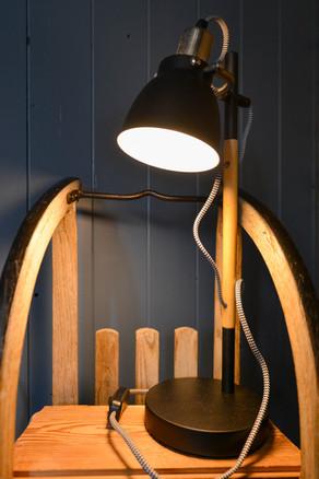 Nachttisch-Lampe