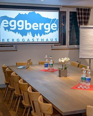 Berggasthhaus Eggberge Sitzungs- und Konferenzraum