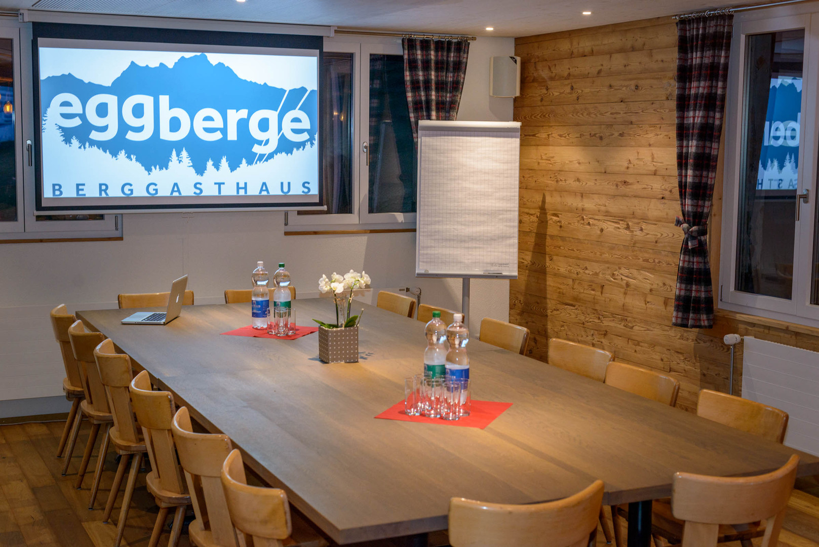 Berggasthhaus Eggberge Seminarraum