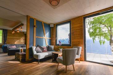 Restaurant und Lounge