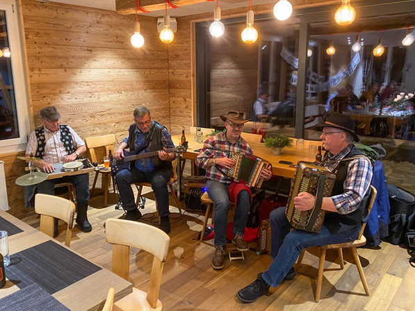 Events im Berggasthaus Eggberge
