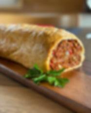 Nussbraten oder Beef Wellington im Berg Restaurant.jpg