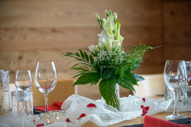 Hochzeit feiern im Berggasthhaus Eggberge