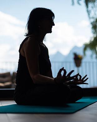 Meditation und Yoga in Eggberge erleben