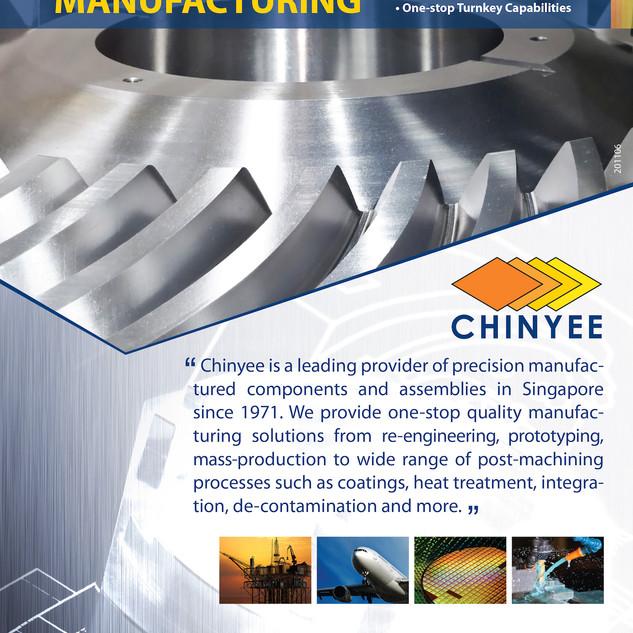 Chinyee Brochure 1