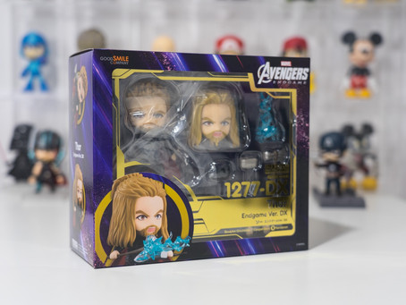 Unboxing and Review Nendoroid 1277 DX - Thor   Avengers: Endgame