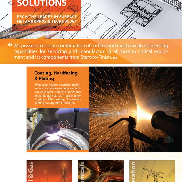 Frontken Marketing Material Design 2
