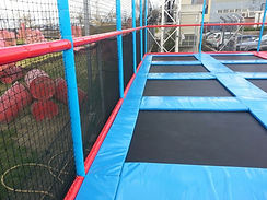 trampoline outdoor coudouplay