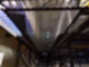 structure trampoline ressort