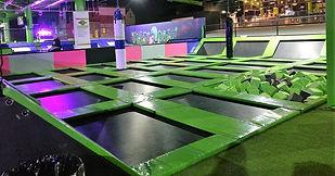 trampoline maincourt coudouplay