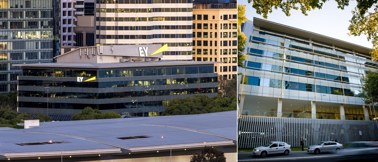 Ernst & Young by Leopard Controls