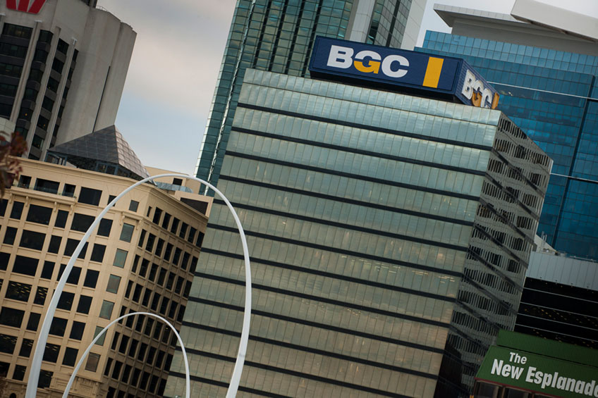 Longview of BGC Building