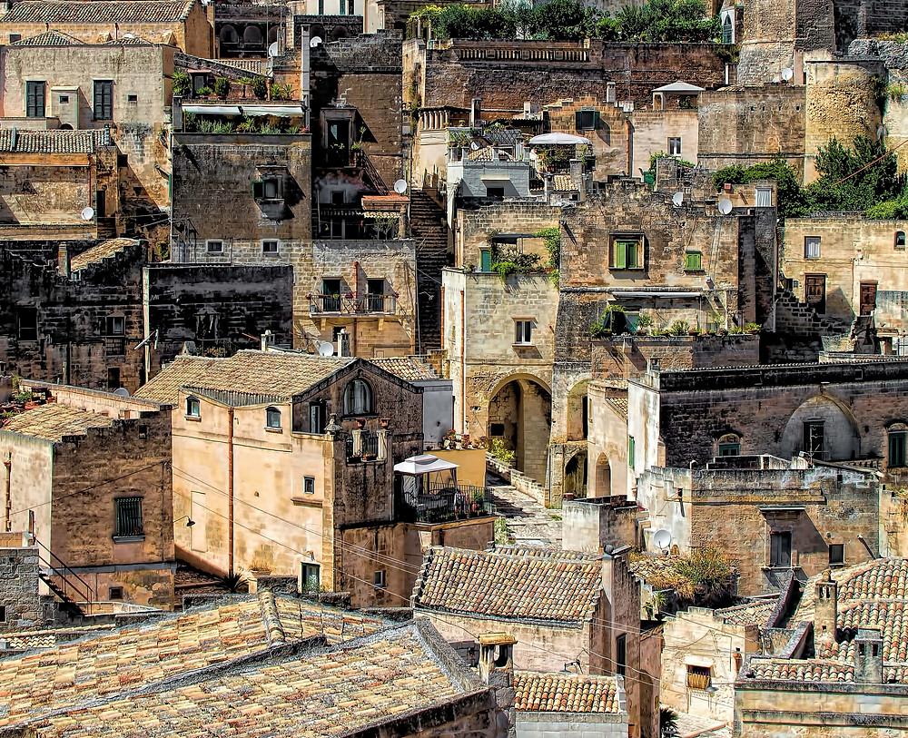 La Cucina Povera de la région de Matera en Italie