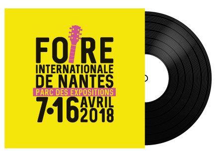 B-Gourmet sera à la Foire Internationale de Nantes 7-16 avril 2018