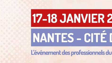 Rendez vous à la Biennale Internationale du spectacle 2018 : les 17 et 18 janvier à Nantes !