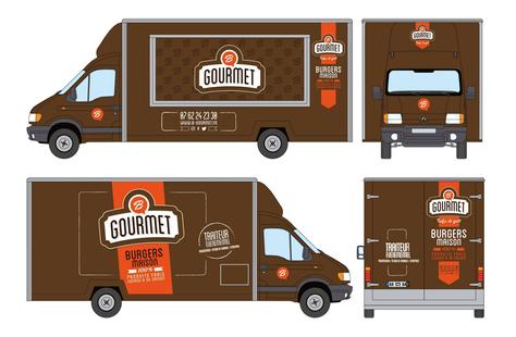 Un nouveau truck pour Noël !!