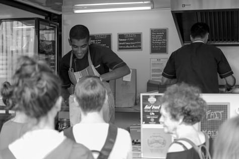 Notre Chef Burger Yoro
