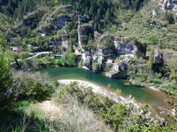 Castelbouc, Gorges du Tarn.