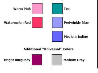 Universal Colors