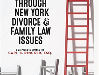Onward & Upward (divorce and family law book)- now available and I'm one of the authors!