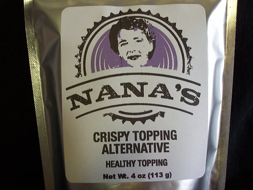 Crispy Topping Alternative