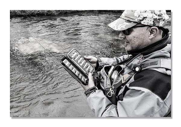 François Dipteria, Moniteur et guide de pêche à la mouche en Haute Garonne, Ariège et Catalogne