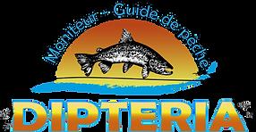logo Dipteria - Moniteur guide de pêche à la mouche en occitanie