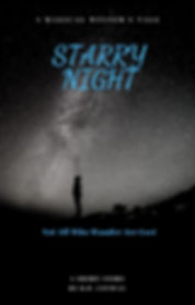 Starry Night Book Cover 6x9 Resolution 2