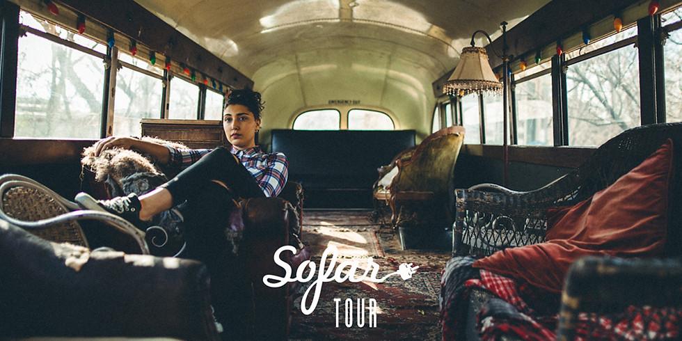 Sofar Sounds TOUR - Jersey City