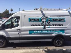 active plumbing & rooters newark CA11
