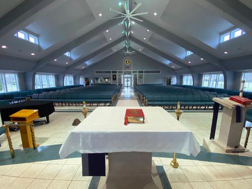 Parish Hall