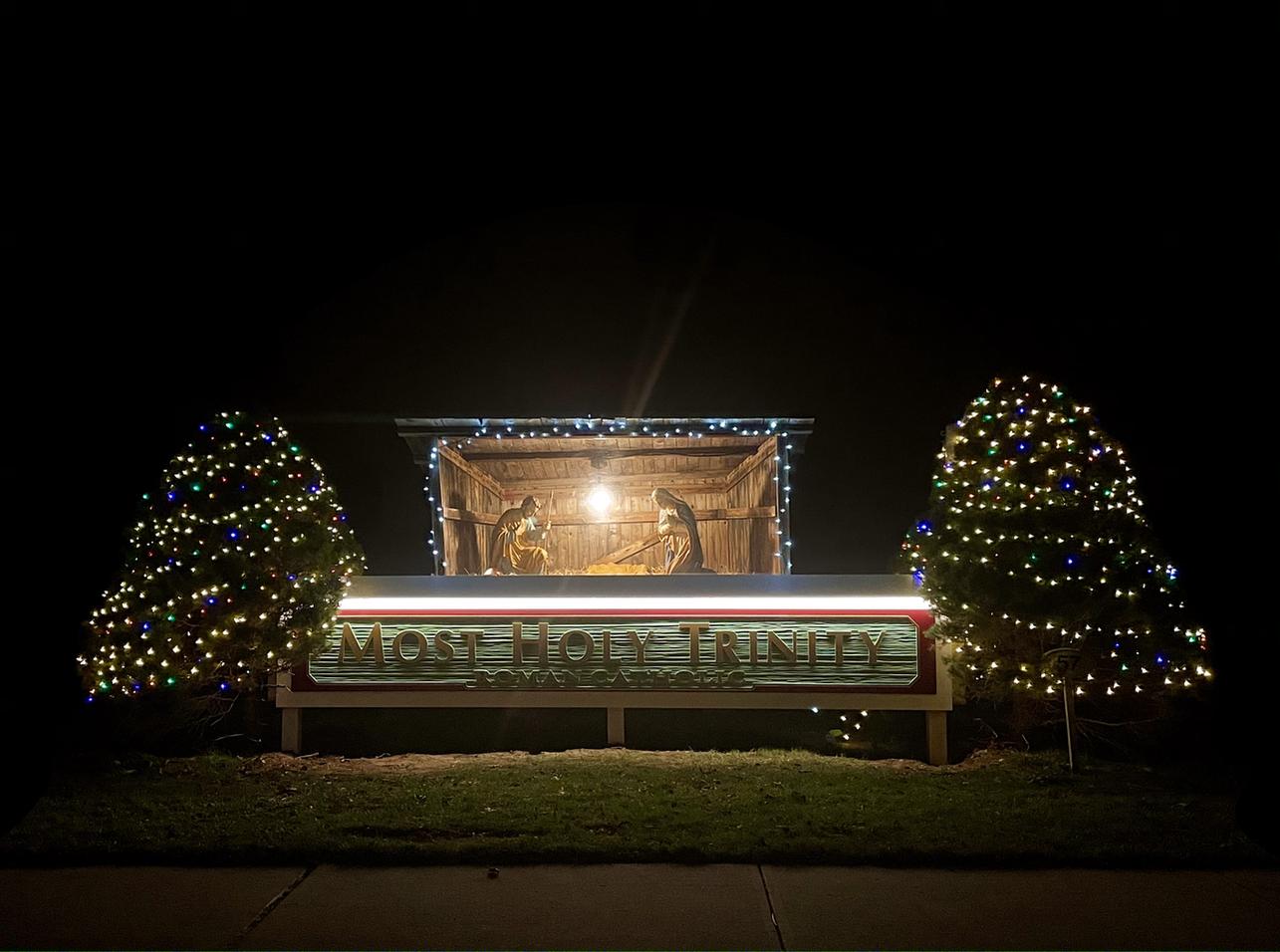 Most Holy Trinity Church - Christmas