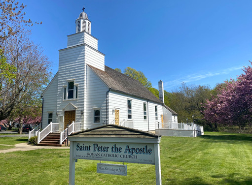 St. Peter the Apostle
