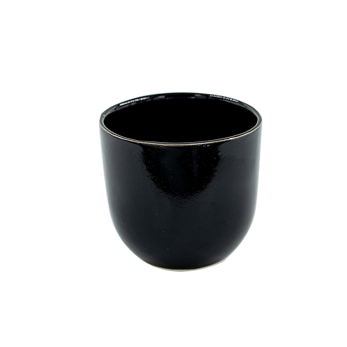 BLACK TUMBLER CUP