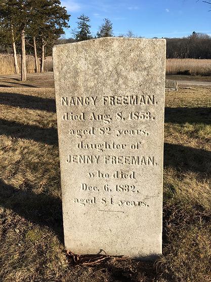 nancy Freeman gravestone.JPG