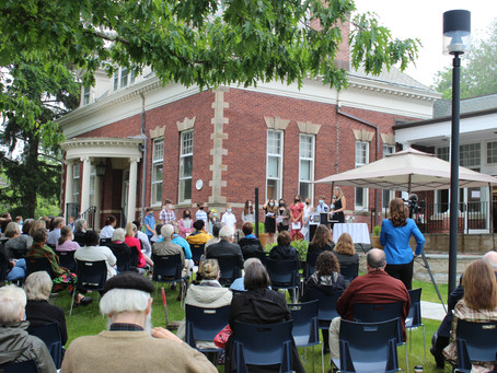 Witness Stones Old Lyme Installation Ceremony - In the News