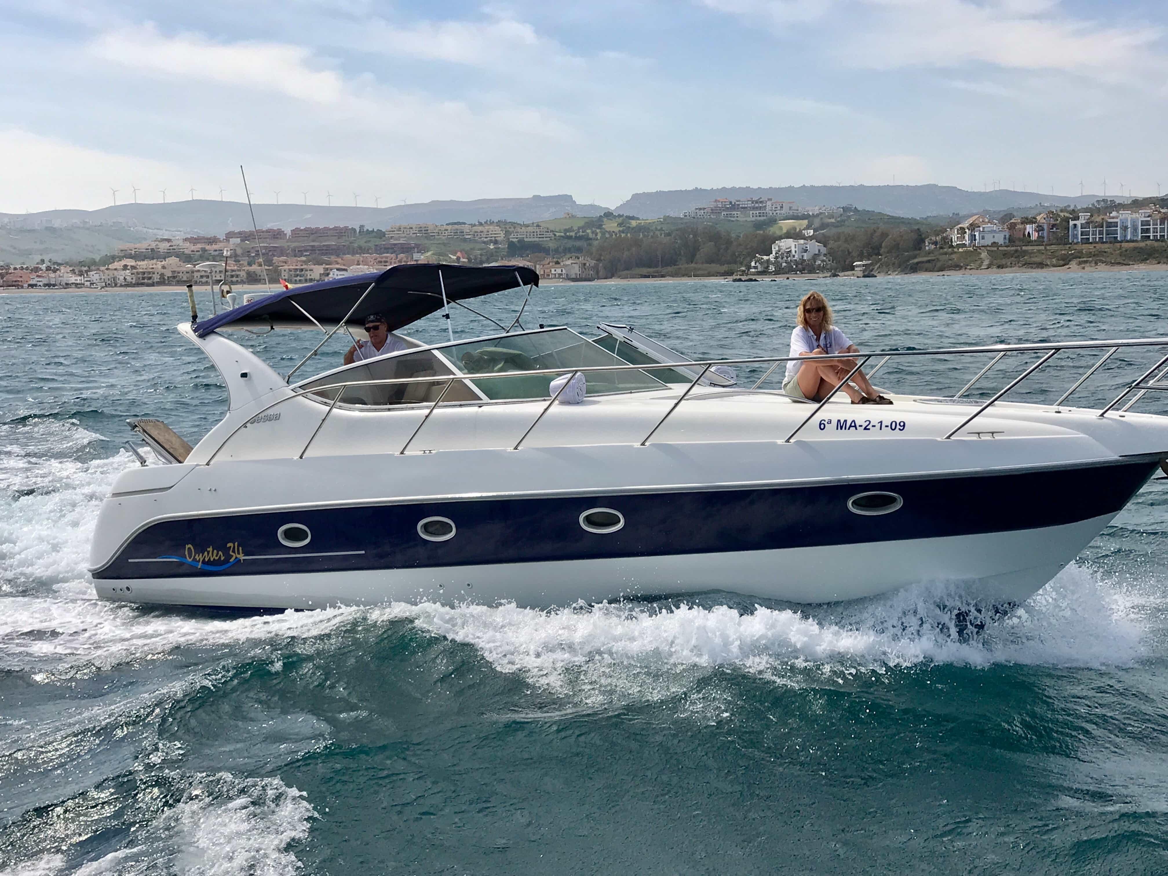 Maremagnum yacht