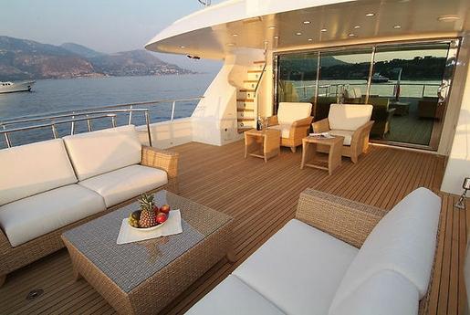 Lounge terrace / Terraza salon