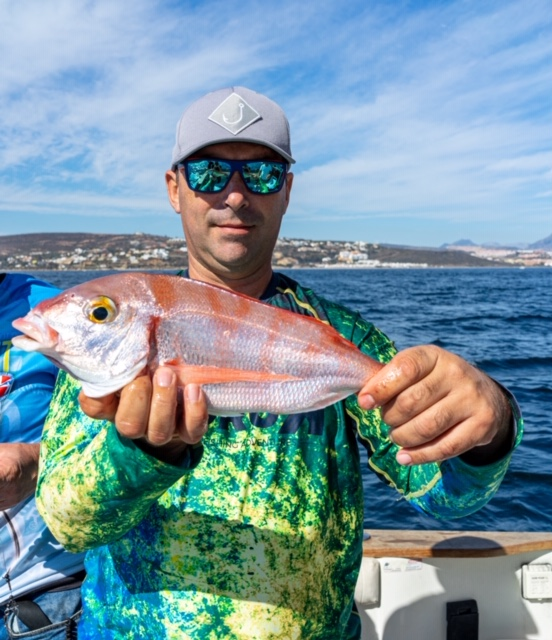 Starfisher 10.30 with fishing / Starfisher 10,30 con pesca
