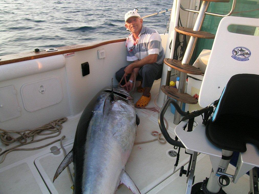StarfishStarfisher 10.30 huge tuna / Starfisher 10,30 atun enorme