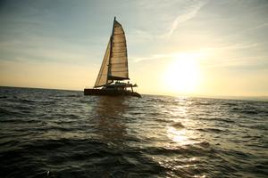 Sunreef 62 sailing / Sunreef 62 a vela