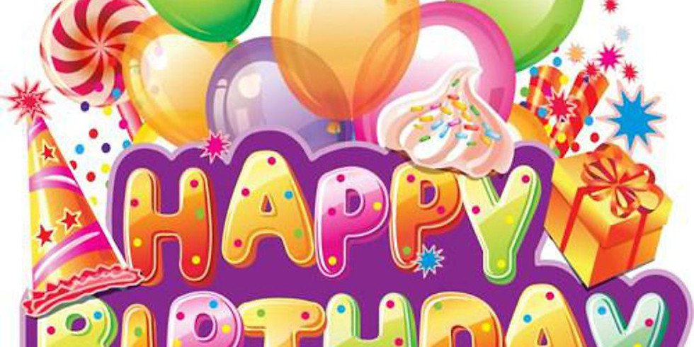 Birthday Celebration - Private Event - Postponed to later date due to Covid-19