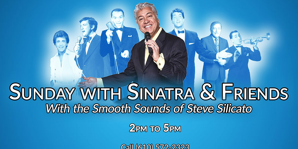 Ashley's Restaurant & Bar Presents...Sunday With Sinatra & Friends